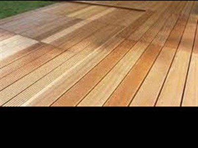 Beautiful Merbau Decking for Any Style of Melbourne Homes
